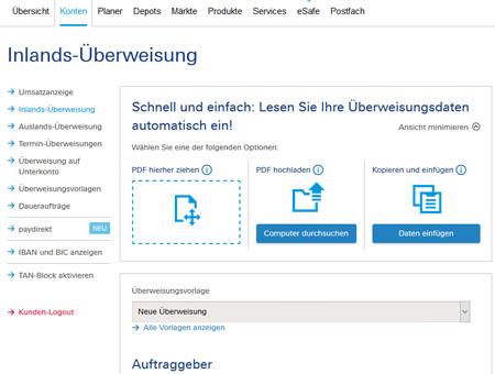 Deutsche Bank Buchungszeiten
