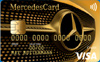 Mercedes Credit Card Gold